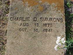Charlie Dunn Simmons