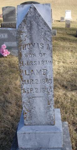 Thomas A Lamb