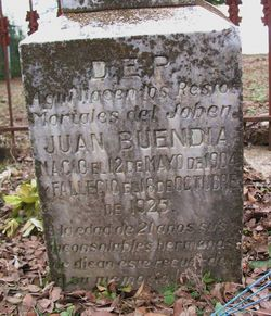 Juan Buendia