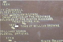 William Browne (1608-1687) - Find A Grave Memorial