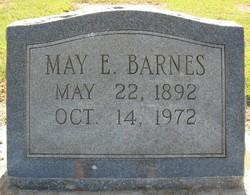 May Elizabeth <I>Flanagan</I> Barnes