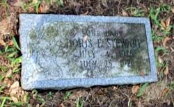 Doris Elaine Stewart