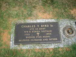 Charles T Byrd, Sr