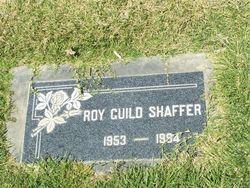 Roy Guild Shaffer