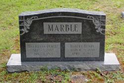 Henrietta Senia <I>Teagle</I> Marble