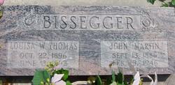 John Martin Bissegger