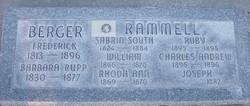 Sabrin <I>South</I> Rammell