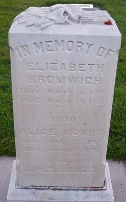 Alice Monks Bullock