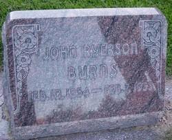 John Ryerson Burns