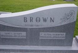 Clarissa Alzina <I>Hammond</I> Brown