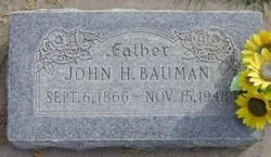 John Henry Bauman, Jr