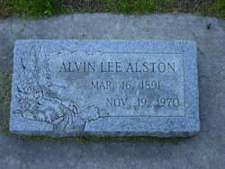 Alvin Lee Alston, Sr