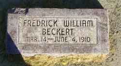Fredrick William Beckert