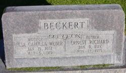 Ernest Richard Beckert