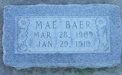 Mae Elizabeth Baer
