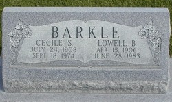 Lowell Brough Barkle