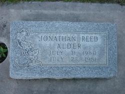 Johathan Reed Alder