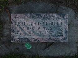 Orlo Johnson Alder