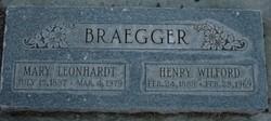 Henry Wilford Braegger