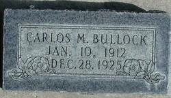 Carlos Moses Bullock