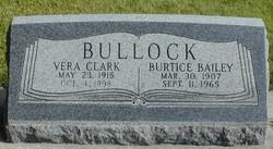 Vera Georgina <I>Clark</I> Bullock