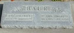 John Edward Baur