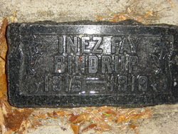Inez Fay Bindrup