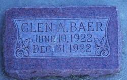 Glen Astle Baer