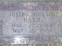 Joseph Richard Baer