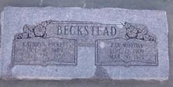 Kathryn <I>Pickett</I> Beckstead