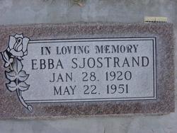 Ebba Sjastrand