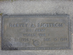 Harvey Albert Sjostrom
