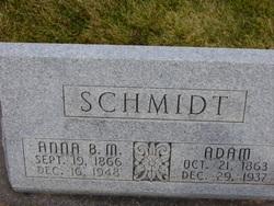 Anna Babetta <I>Muehl</I> Schmidt