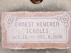 Ernest Keveren Scholes