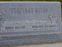 Morland Richmond Thompson