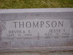 Jesse Loosle Thompson