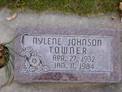 Nylene <I>Johnson</I> Towner