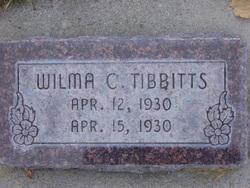 Wilma Corbridge Tibbitts