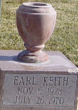 Earl Keith Whitaker