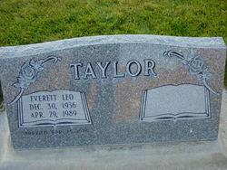 Everett Leo Taylor