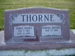 James Perry Thorne