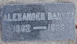 Alexander Baxter