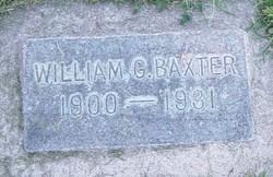 William Gladwin Baxter
