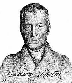 Gideon Foster