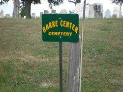 Barre Center Cemetery