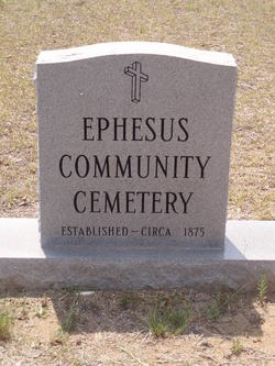 Ephesus Church Cemetery