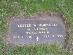 Lester W. Hubbard