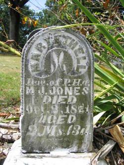 Mary Ethel Jones