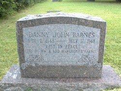 Danny John Barnes