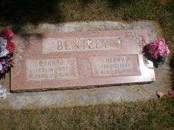 Cora <I>Myers</I> Bentley